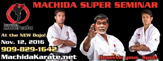 Machida Super Seminar